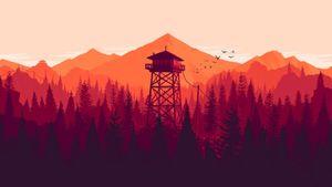 Utforskningseventyret Firewatch blir film