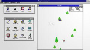 Dagen du har ventet på er her: SkiFree fra Windows 3.1 kan spilles rett i nettleseren