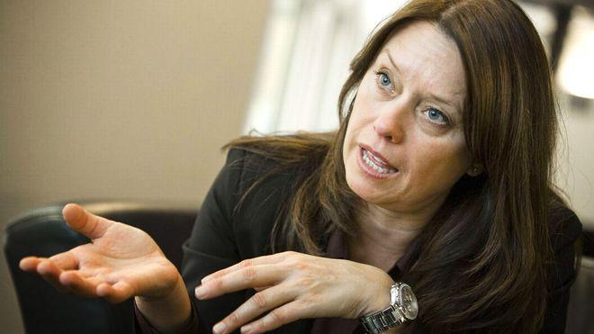 Hun blir Kongsbergs nye digitalsjef