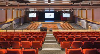 Til sommeren skal denne salen i Stavanger fylles med e-sport