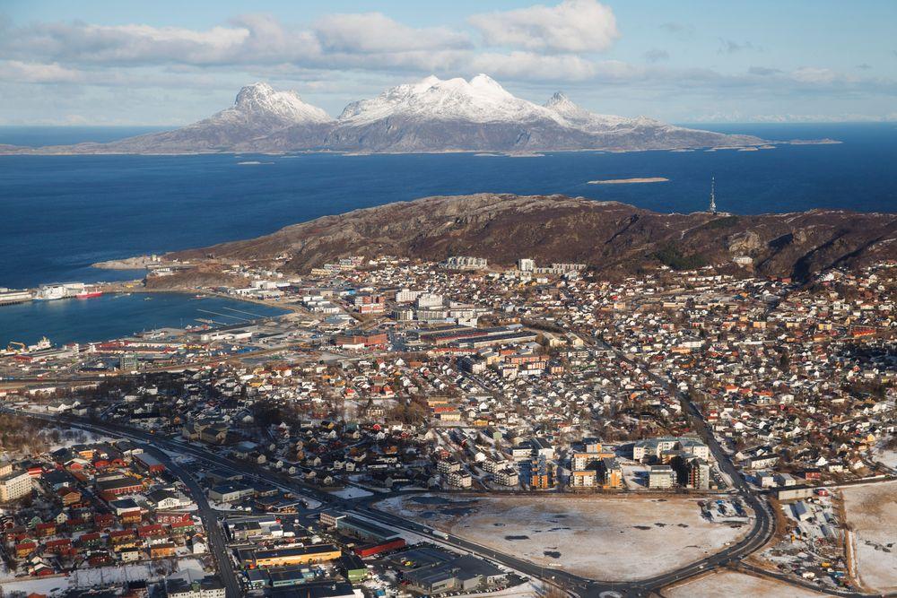 Bodø og Nordland er en region i vekst. Men denne veksten er avhengig av utbygging av infrastruktur. .