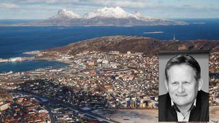 «Infrastruktur kan hjelpe Norge mot nye høyder»