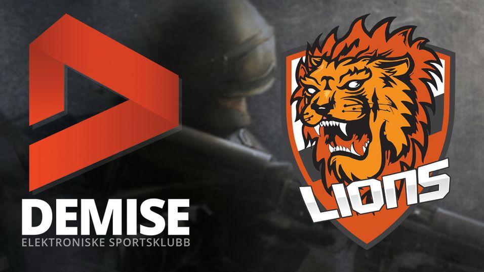 E-SPORT: – Vi har bedre spillere enn Lions