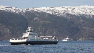 Sør-Trøndelag får batteri- og hybridferger - reduserer utslippene med 75 prosent