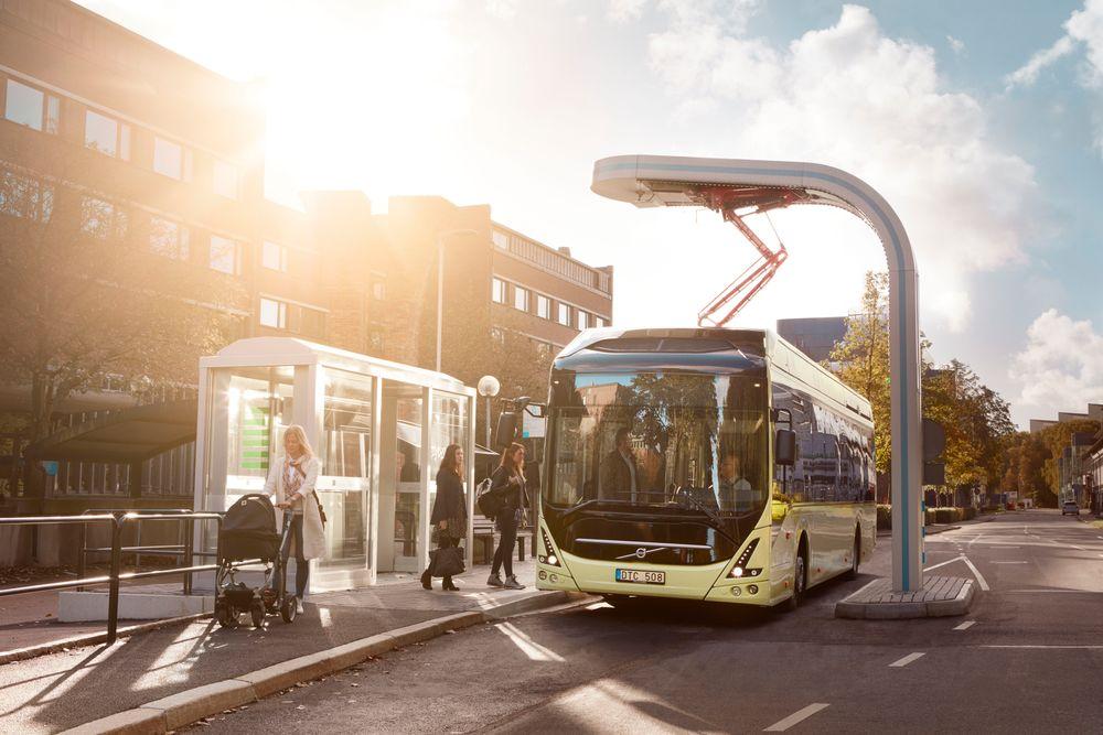 BRANDSTORY: Slik kan Oslo spare millioner på elektriske busser