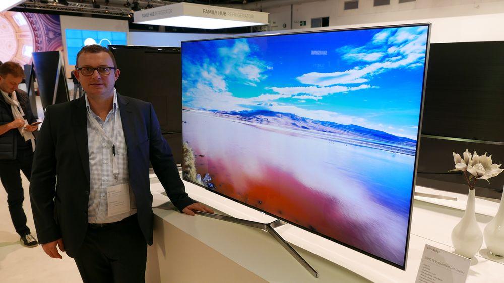 Samsung satser friskt på HDR-skjermer