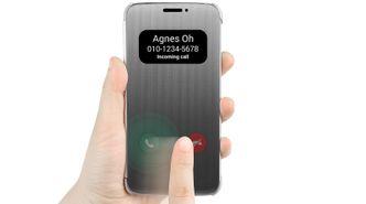 LG G5 får berøringssensitivt etui som lar deg bruke mobilen uten å pakke den ut