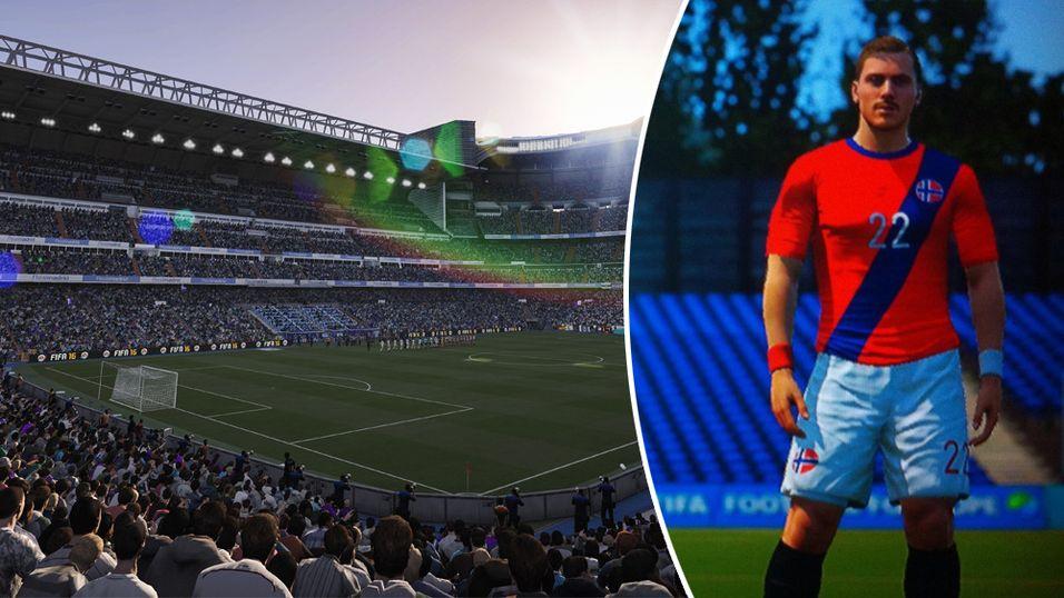 E-SPORT: Det norske FIFA-landslaget er i EM-sluttspillet