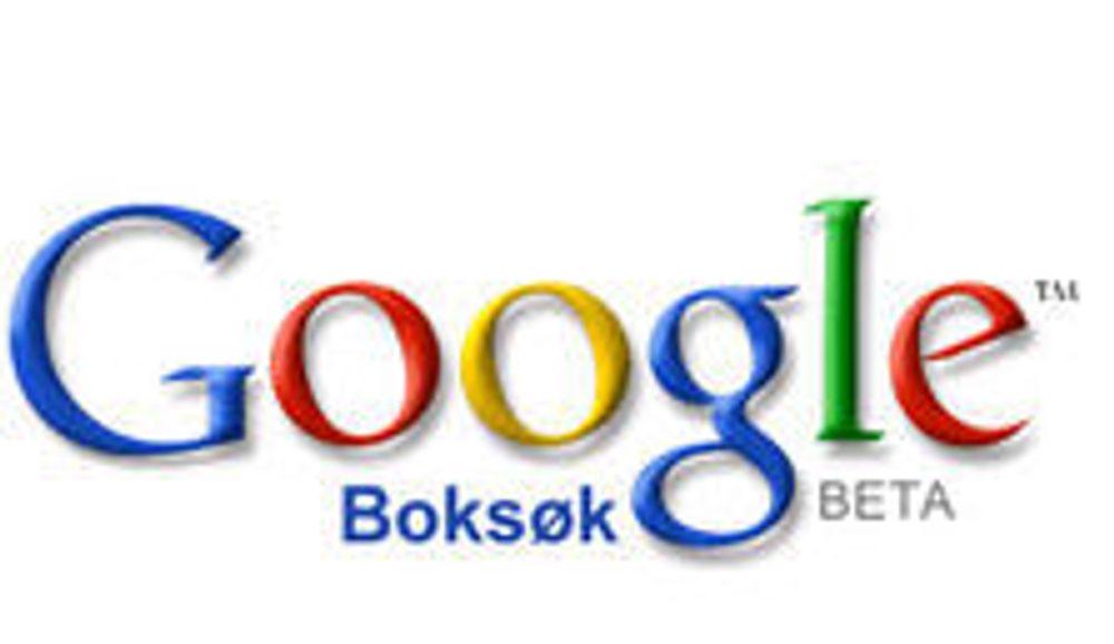 Google lanserer norsk boksøk