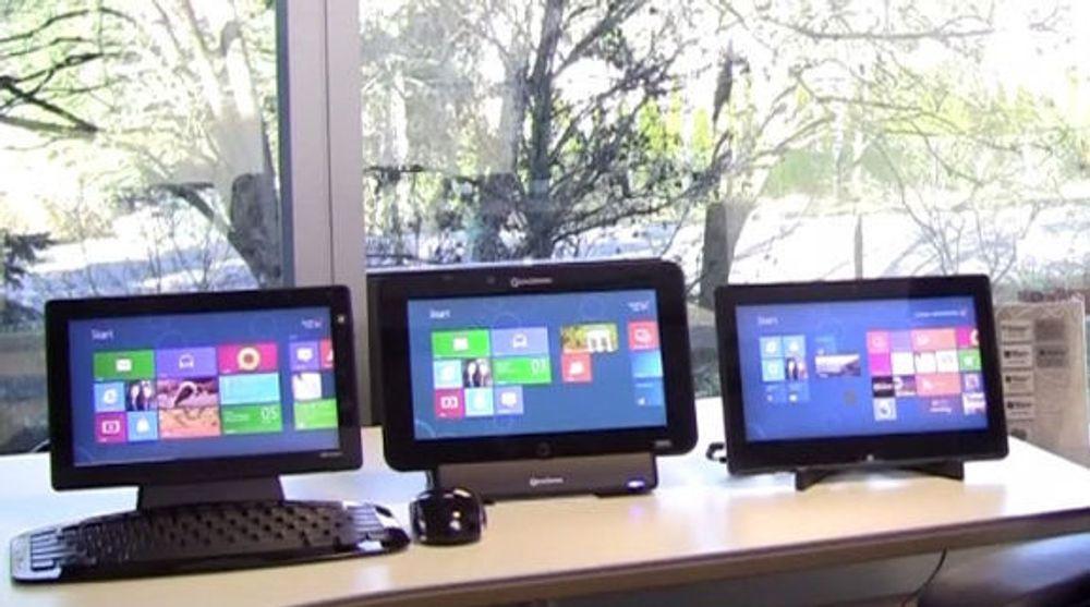 Slik blir Windows for ARM