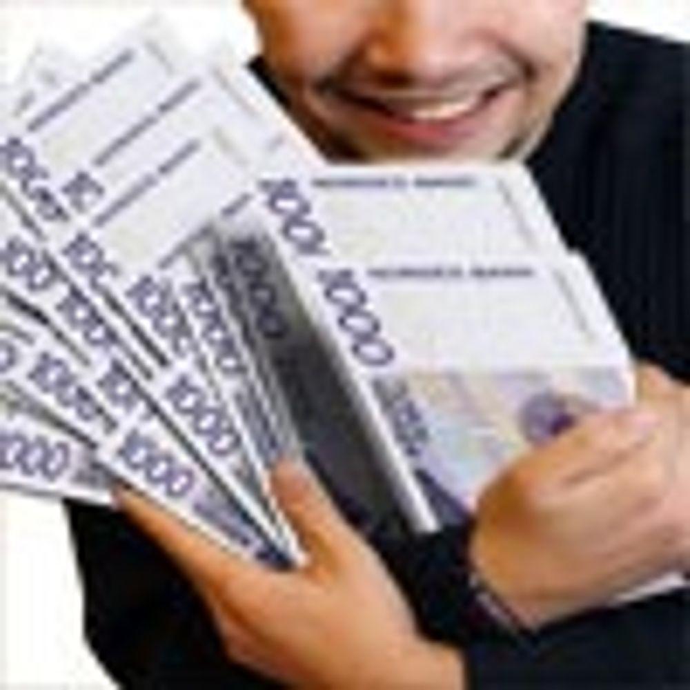 SAP-konsulentene drar opp lønningene
