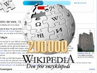 Norsk Wikipedia bryter ny barriere