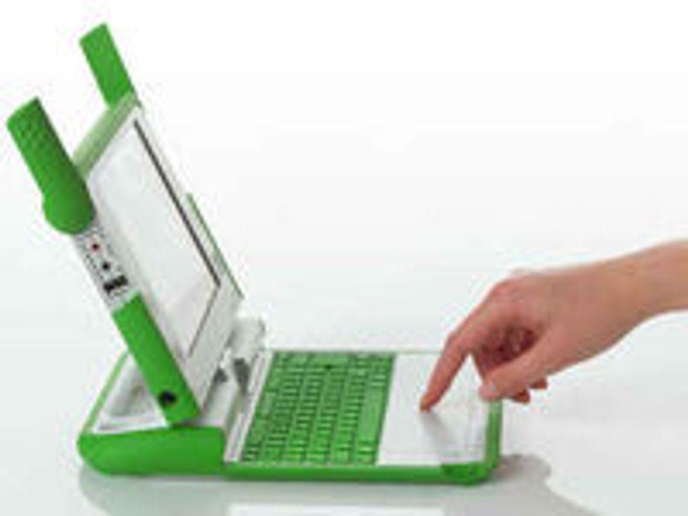 Amazon skal selge OLPC XO
