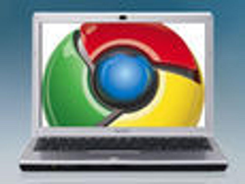 PC-leverandør vil preinstallere Chrome
