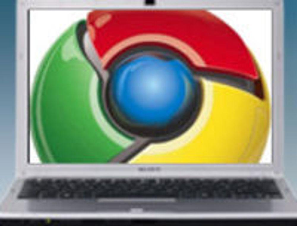 - Chrome OS utgis innen en uke