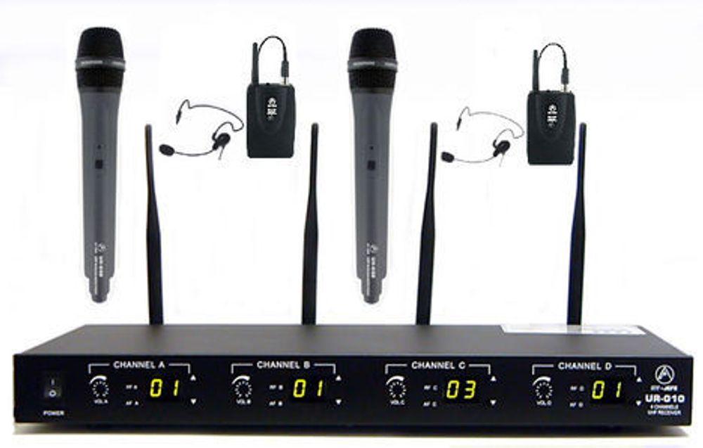 Innkaller til høring om trådløse mikrofoner