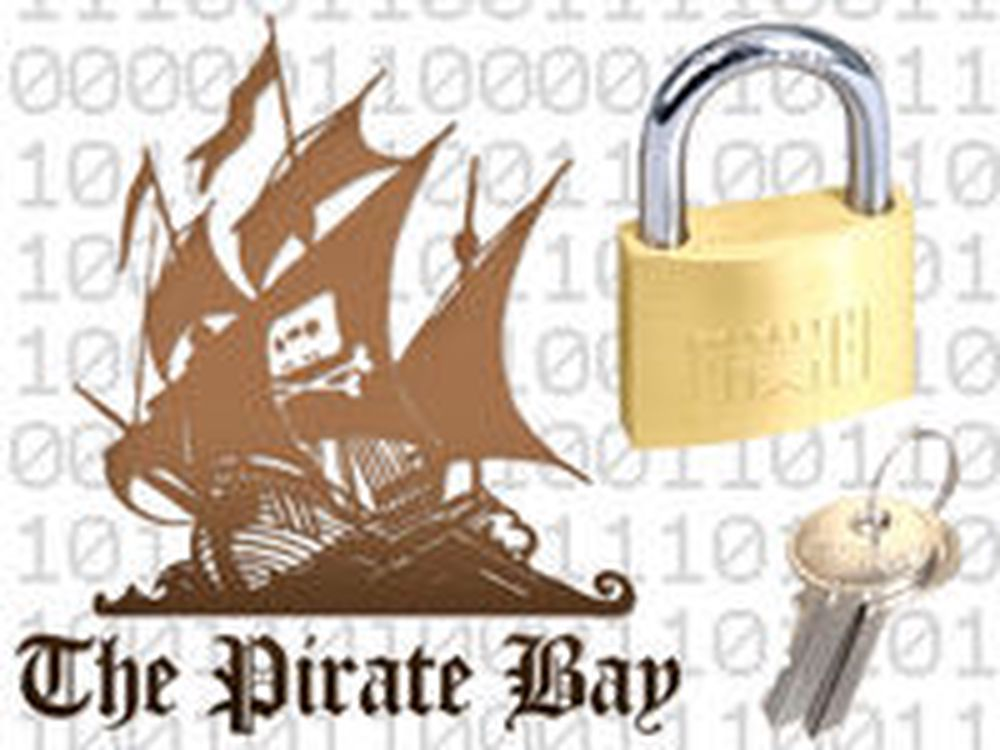Pirate Bay for retten