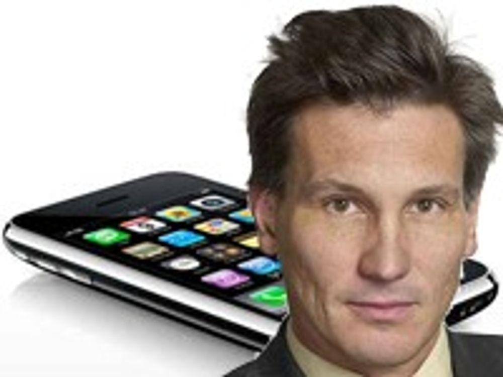 Ombud vil ha iPhone fra flere enn Netcom