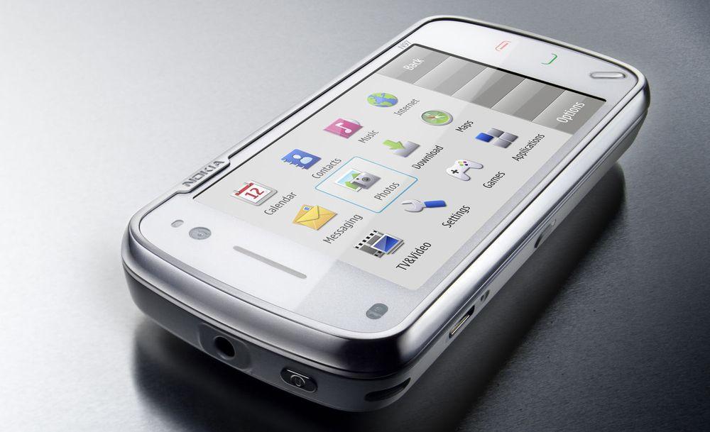 Nokia N97, Nokias flaggskip for 2009.