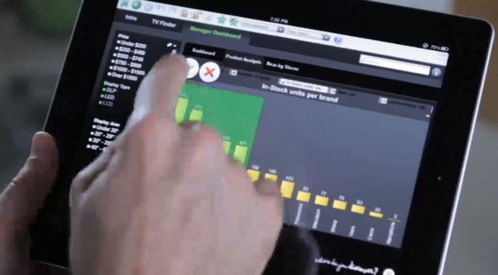 iPad-appen til QlikView er bare første skritt mot det Donald Farmer har som mål: Å gjøre beslutningsstøtte og analyse like enkelt som søk.