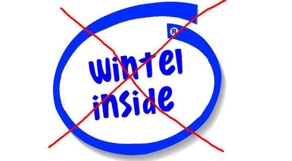 – «Wintel» har mistet kontrollen