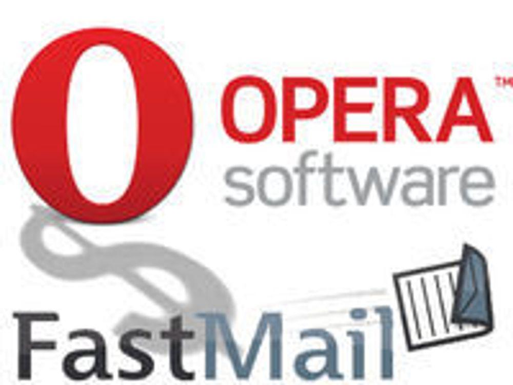 Opera kjøper e-postselskap