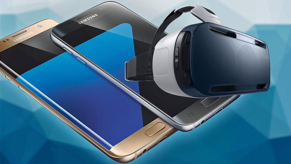 RYKTE: – Samsung vil gi deg gratis VR-briller om du forhåndsbestiller Galaxy S7