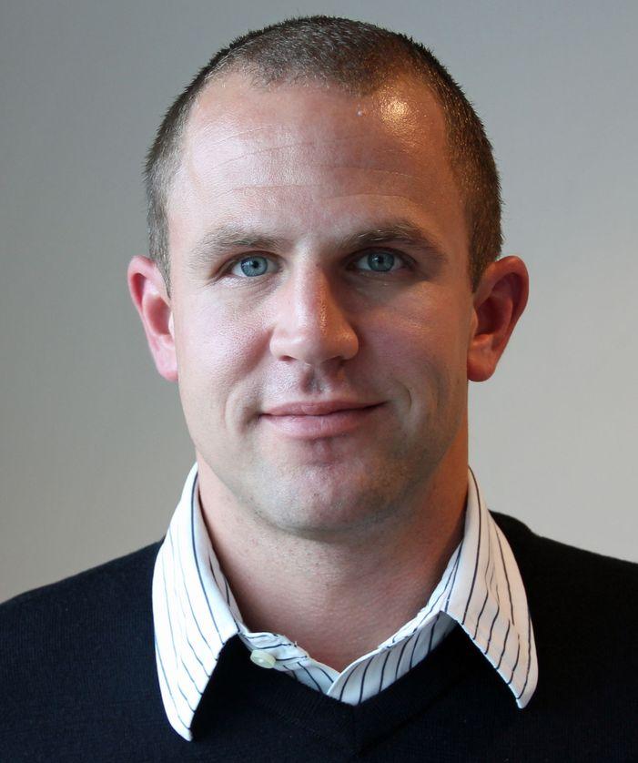 Morten Østby i Microsoft Norge