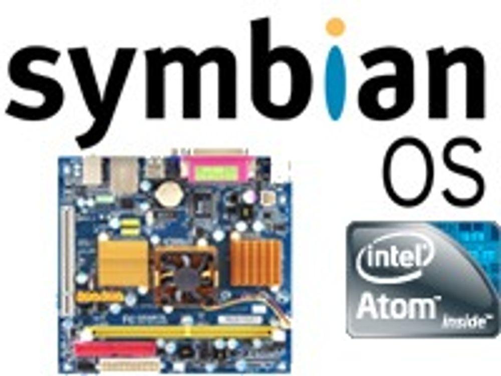 Også Symbian kan kjøres på netbooks