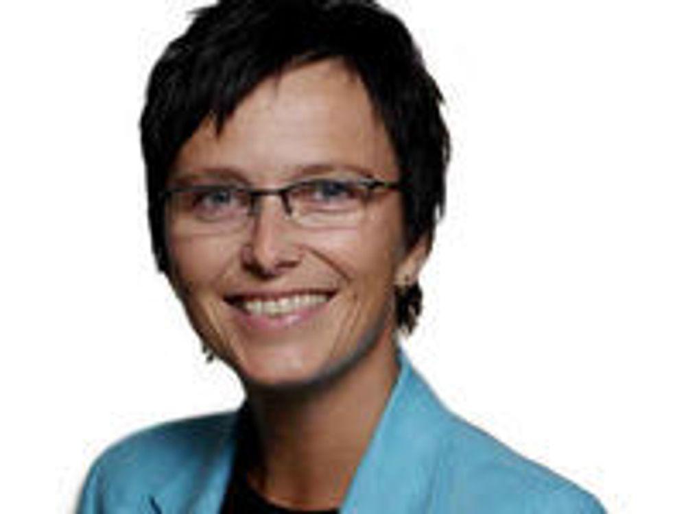 Fornyingsminister Heidi Grande Røys