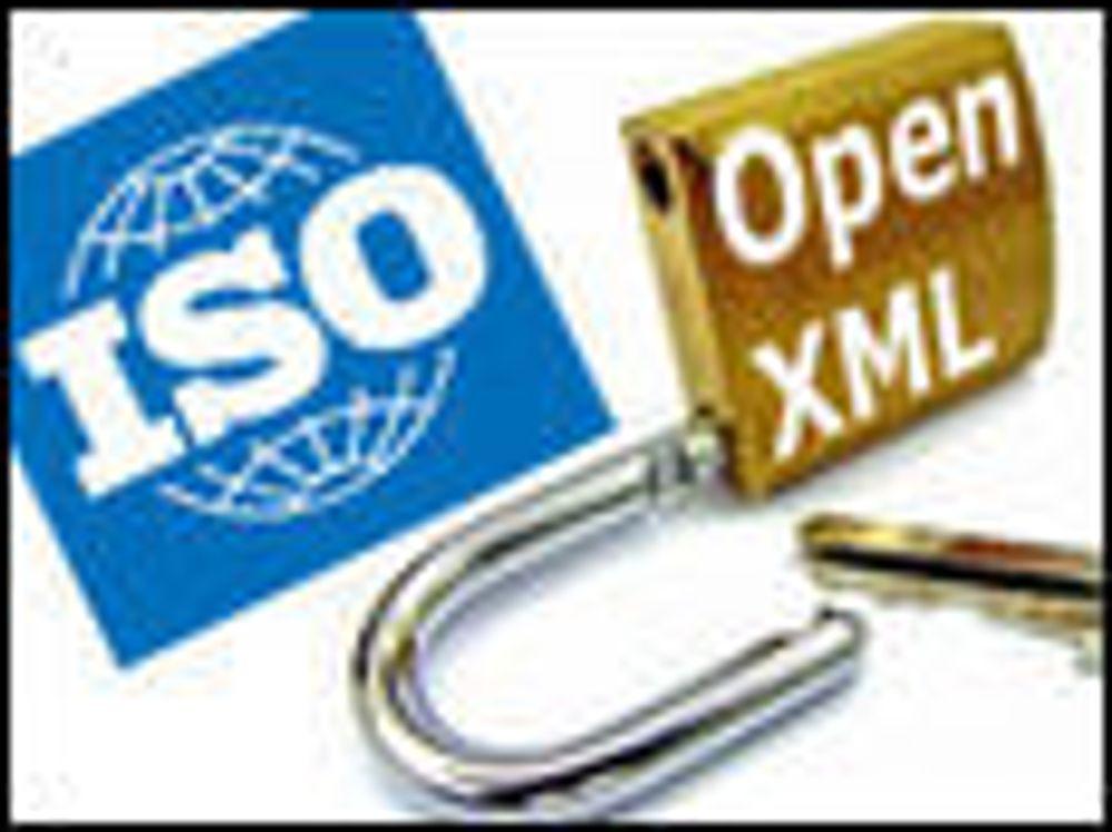 Dansk protest mot OOXML-behandlingen