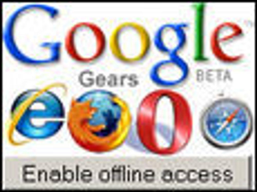Opera skal støtte Googles offline-teknologi