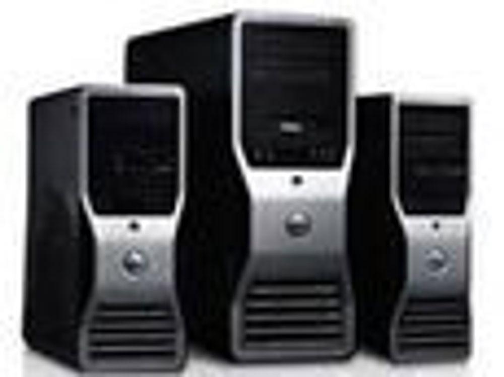 Salget av stasjonære PC-er øker igjen