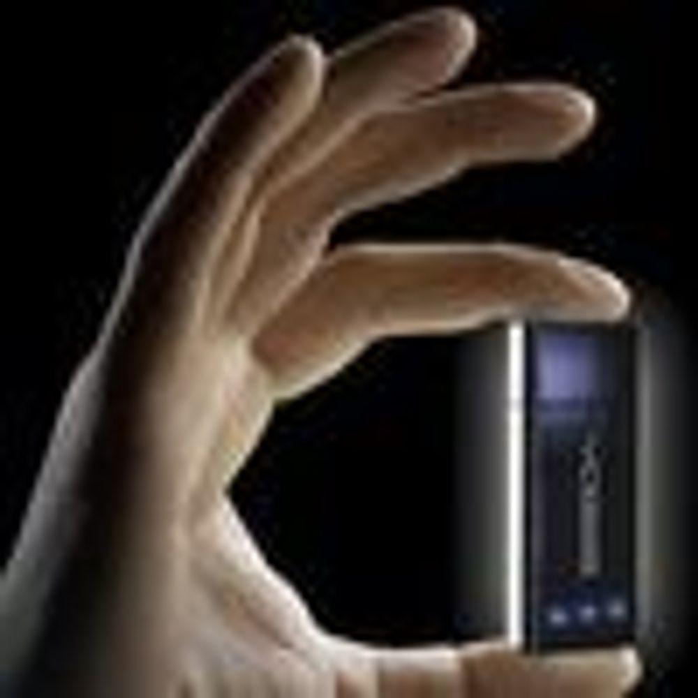 Lanserer USB-sikkerhetspinne i Norge
