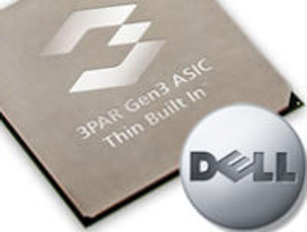 Dell kjøper lagringsspesialist