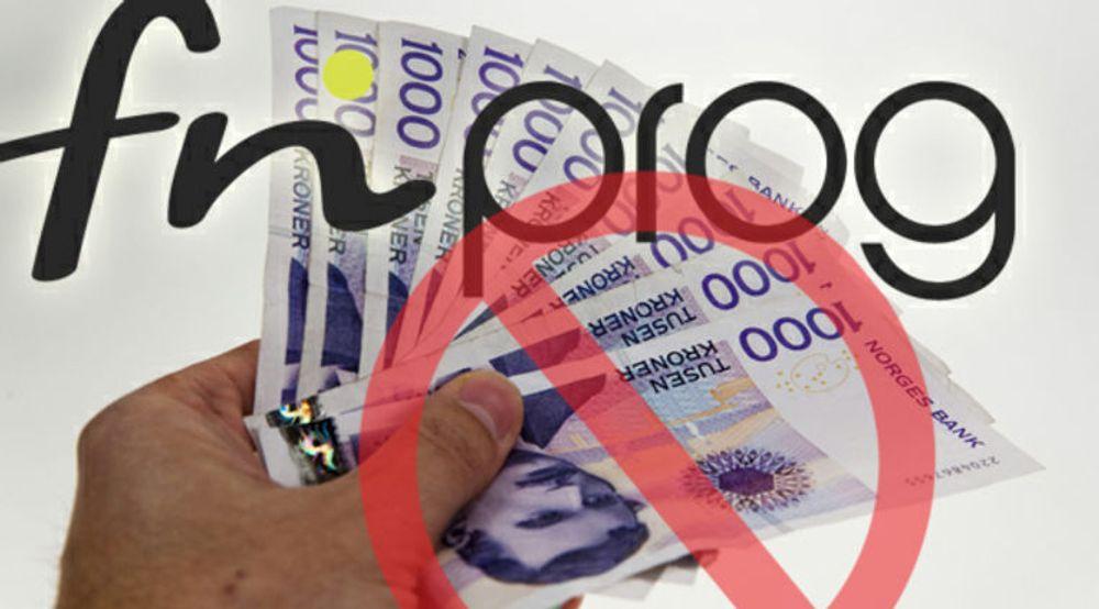 Det er uvisst hvordan Friprogsenteret skal finne penger til fortsatt drift, nå som statsstøtten forsvinner.