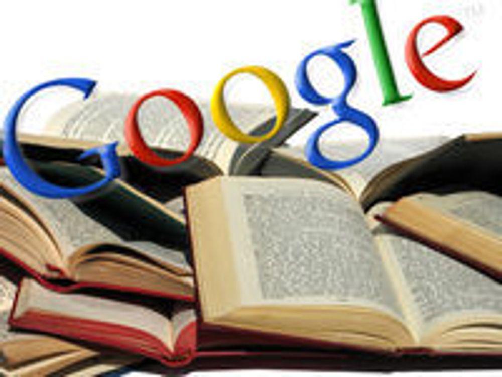 River bort grunnlaget for Google Books