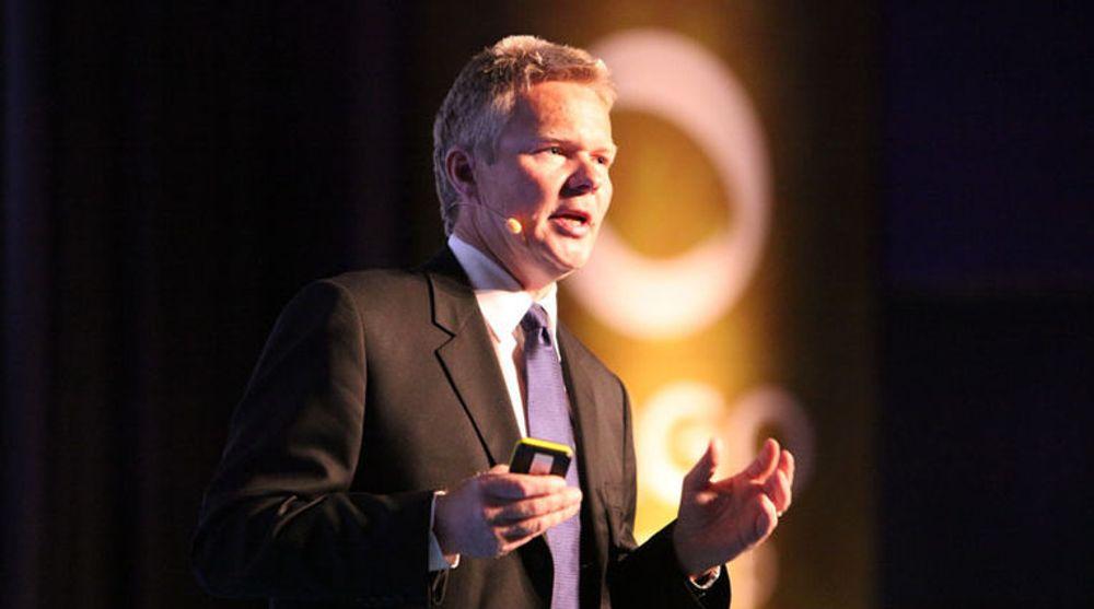 EDB Group, med Terje Mjøs i spissen, melder om ny driftskunde.