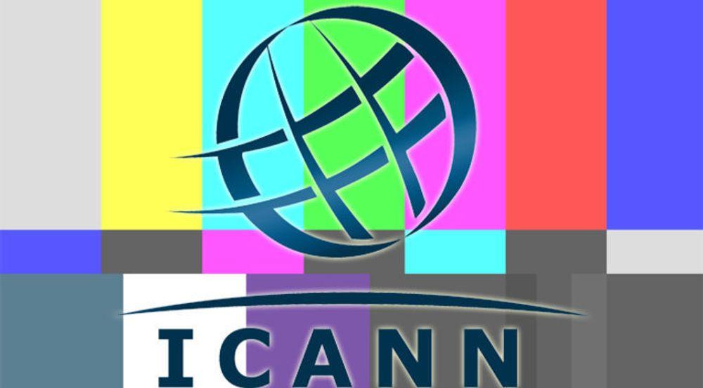- Flaut av ICANN