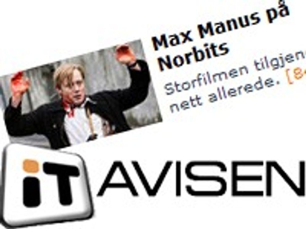 Kinomaskinist skal ha kopiert «Max Manus»