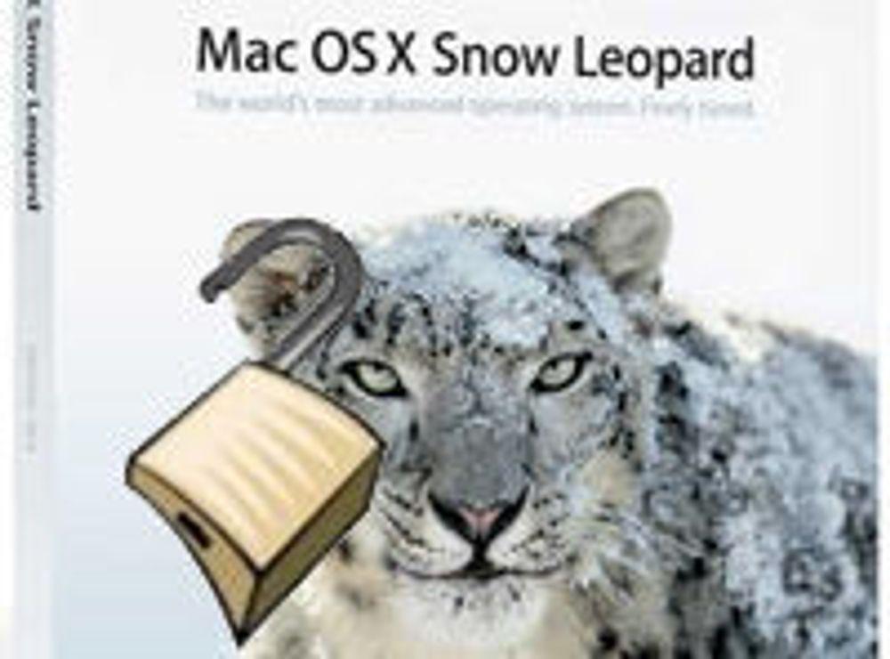Fjerner over 80 sårbarheter fra Mac OS X