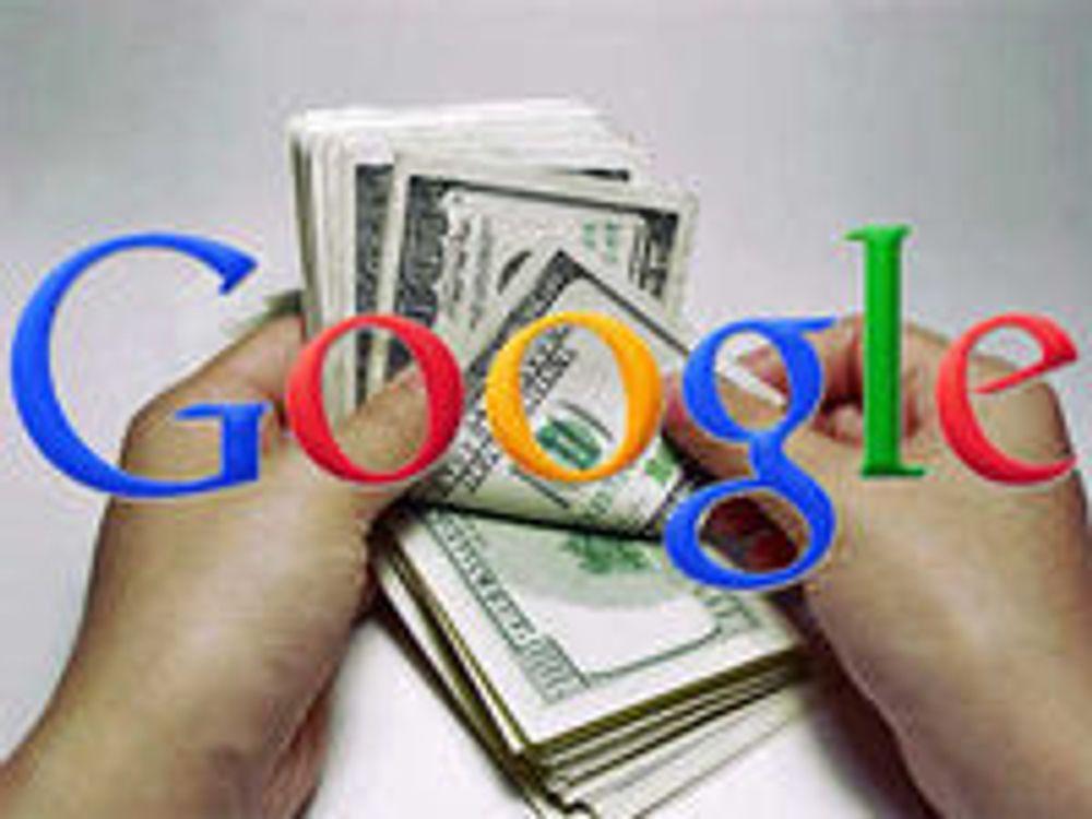 Google satser på prissammenligning