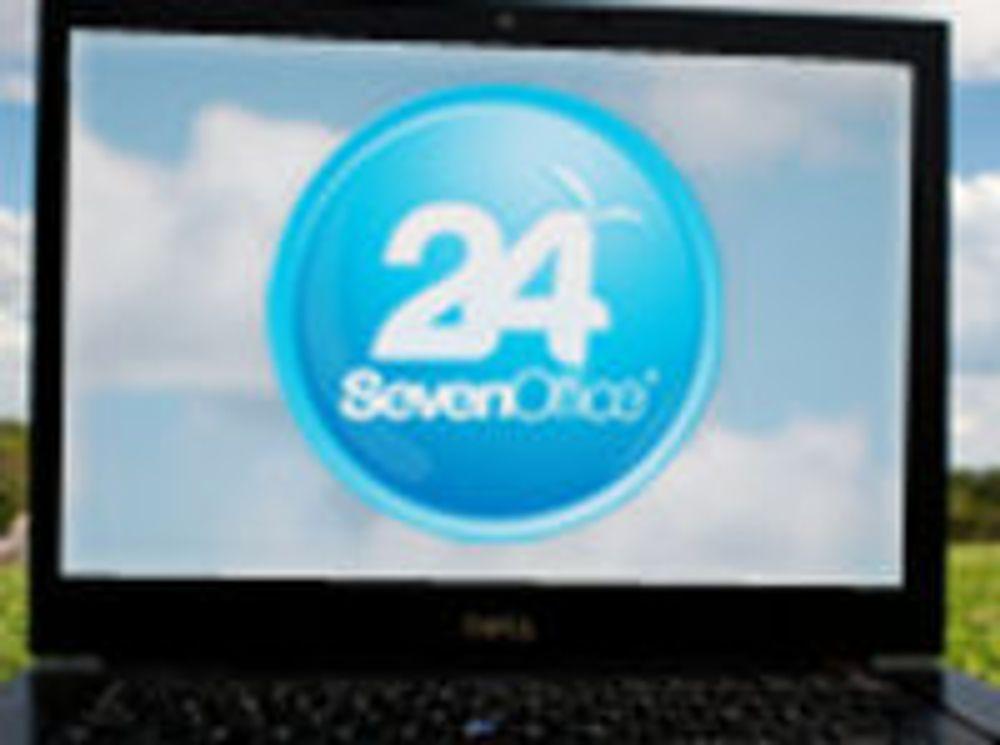24SevenOffice går for Google Apps