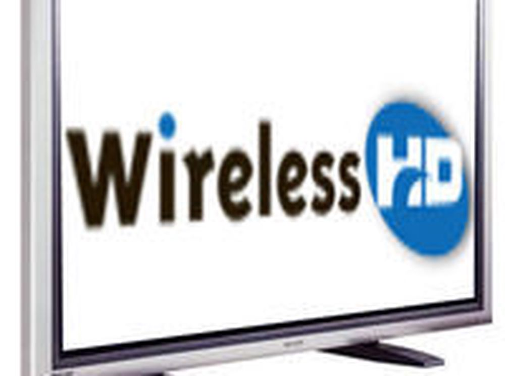 Mye høyere oppløsning med ny WirelessHD