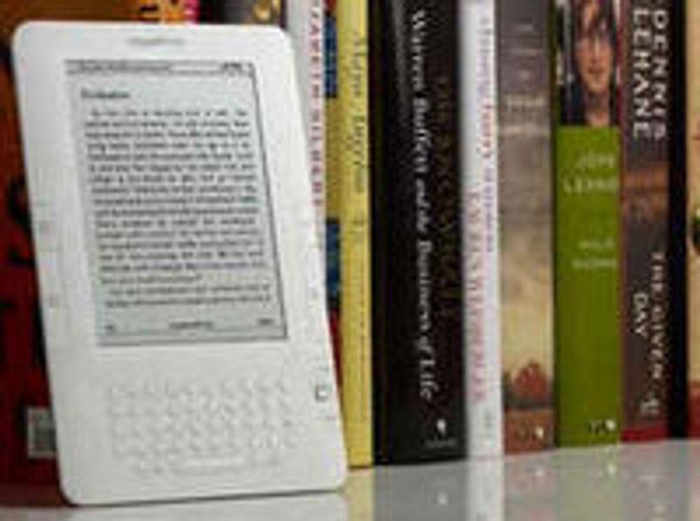 E-boksalget til topps hos Amazon