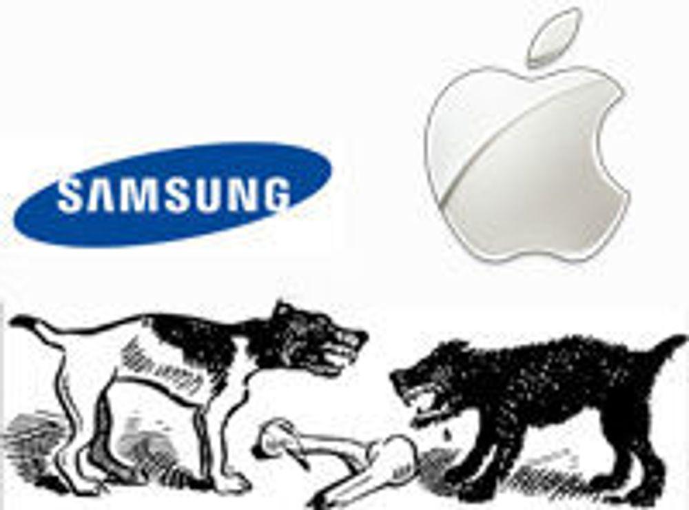 Meningsløs «Apple-seier» over Samsung