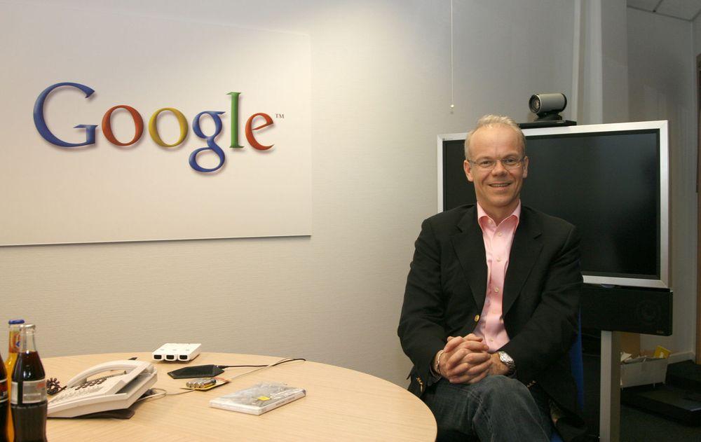 Google Norge med Jan Grønbech i spissen tjente 2,9 millioner kroner i fjor, ifølge offisielle tall. Det reelle tallet er trolig langt høyere.