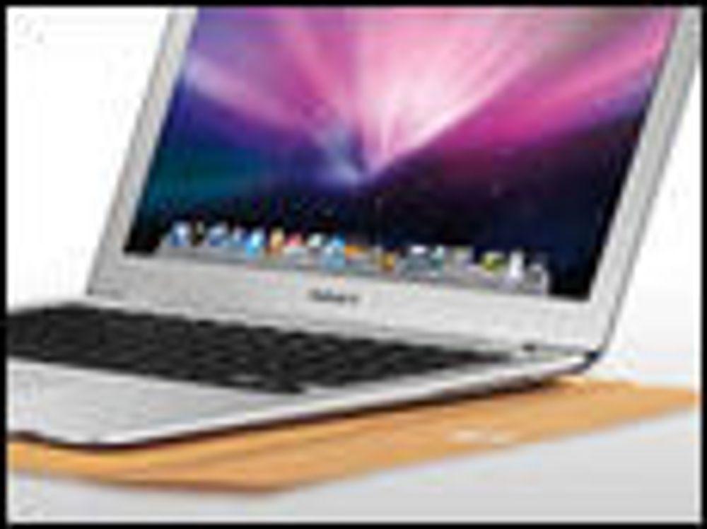 Stadig flere PC-kjøpere velger Apple