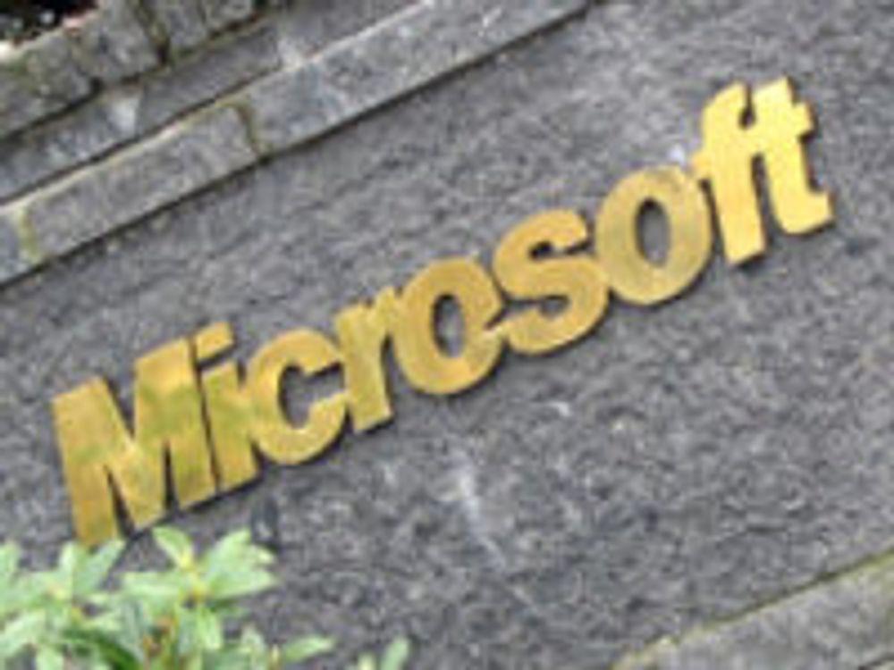Microsoft økte overskuddet