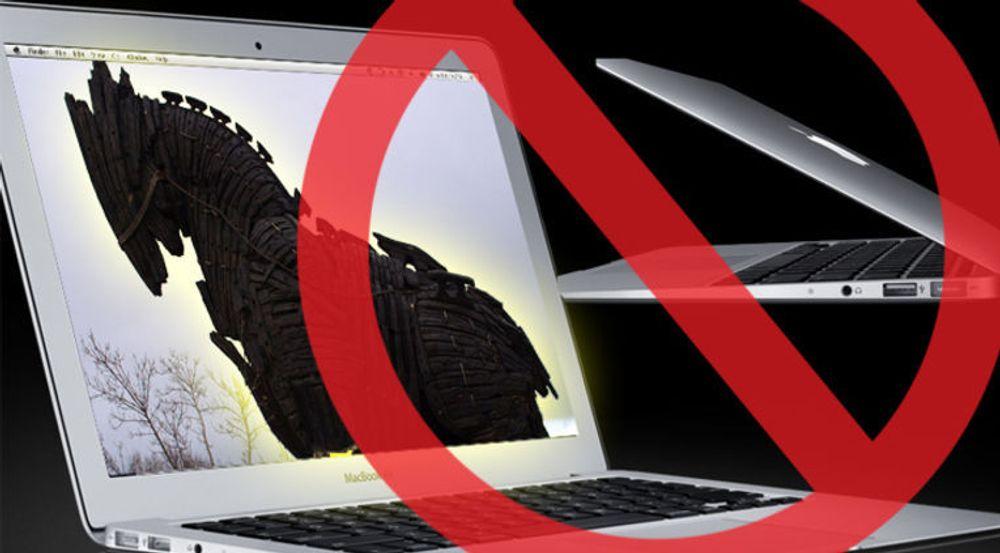 FLOPP: Forbryterne bak Mac-trojaneren Flashback skal ikke har tjent fem øre, ifølge IT-sikkerhetsselskapet Symantec.